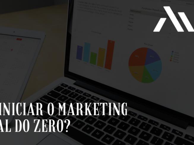 como iniciar uma estratégia de marketing digital