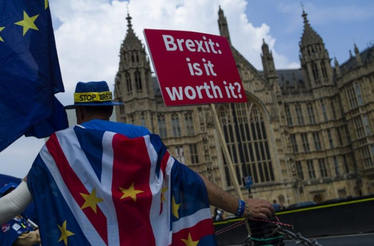 Brexit - Resumo Pequeno