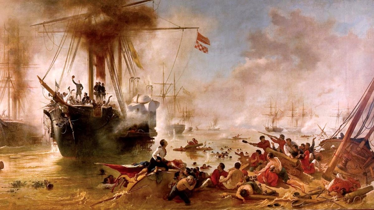 Guerra da Tríplice Aliança - Guerra do Paraguai