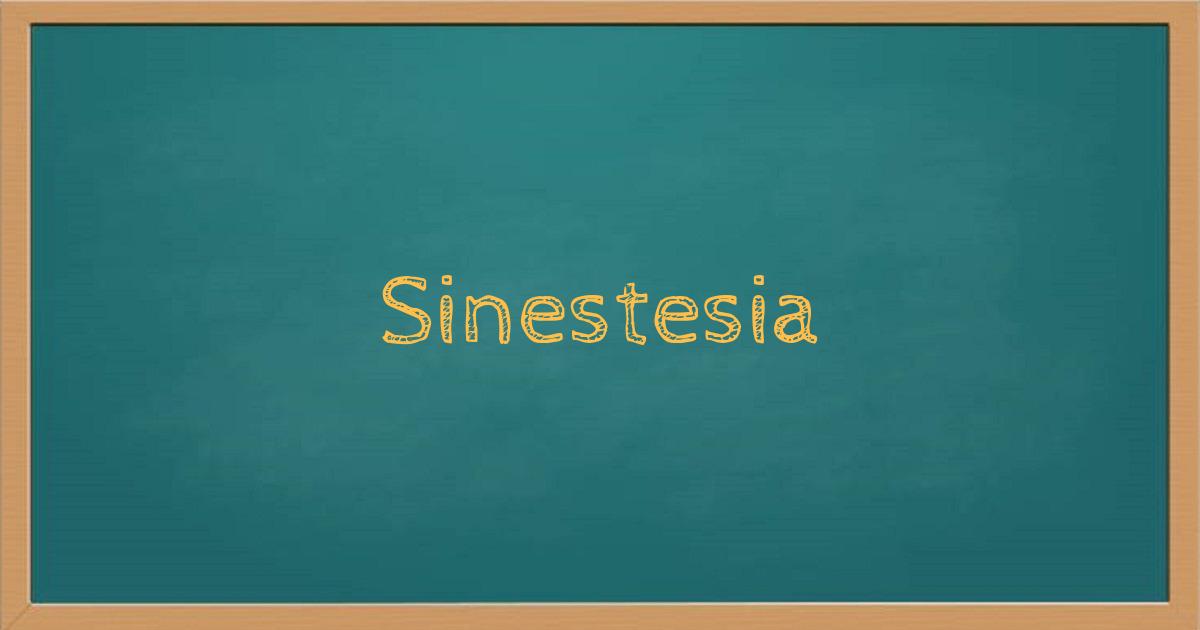 Sinestesia - Figuras de Linguagem, O que é, Exemplos