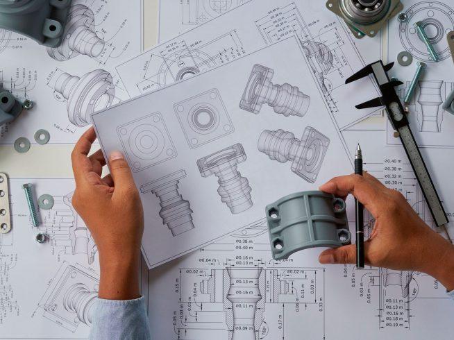 O que faz um profissional de desenho industrial